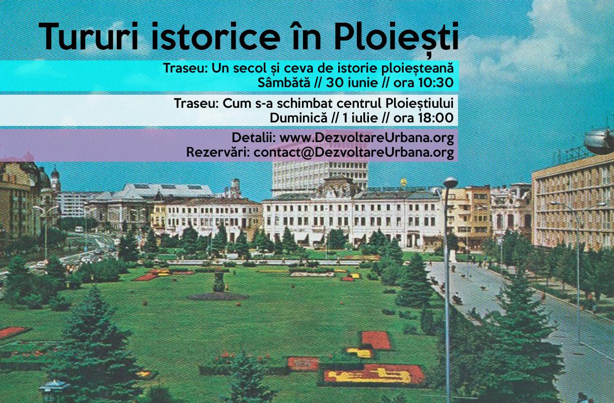 Permalink to: Tururi istorice în Ploiești (30 iunie – 1 iulie)