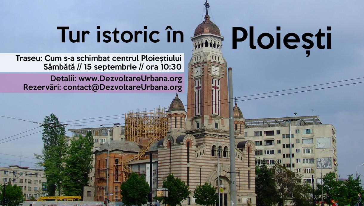 Permalink to: TUR: Cum s-a schimbat centrul Ploieștiului