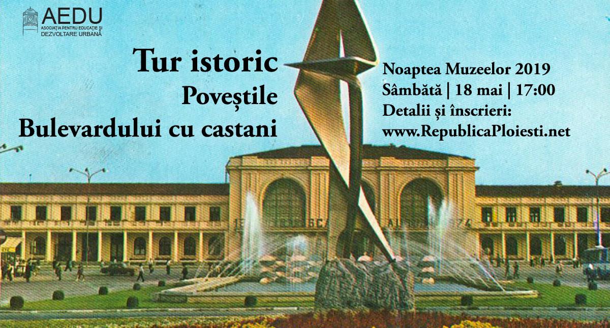 Permalink to: Tur istoric de Noaptea Muzeelor