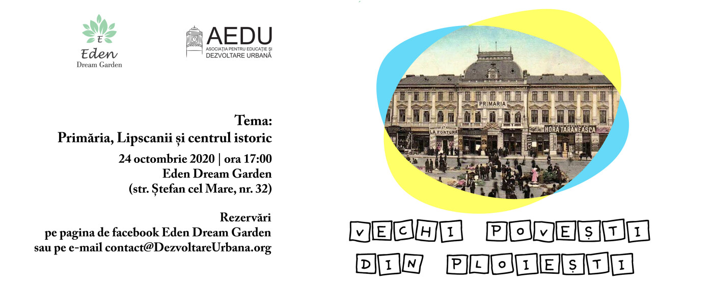 Permalink to: Vechi povești din Ploiești: Centrul istoric