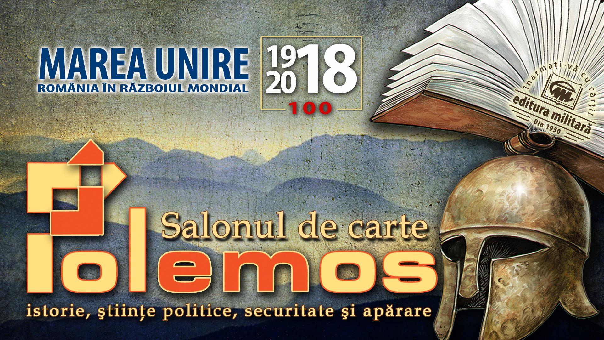 Permalink to: AEDU la Salonul de carte POLEMOS 2018