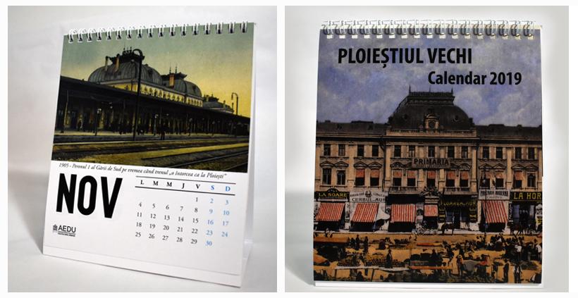 Permalink to: Calendar 2019: Ploieștiul vechi